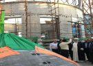 پروژه ترفیع گنبد حرم امام حسین (ع) پیچیده و ارزشمند است