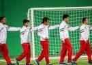 حضور ورزشکاری از شرق استان در اردوی تیم ملی فوتبال نابینایان کشور