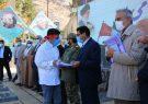 آزادی ۱۳۸ زندانی در جوار مزار مطهر شهید سلیمانی