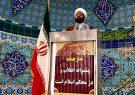 قدردانی امام جمعه ریگان از برگزار کنندگان جشن ۱۳ رجب در سطح شهرستان