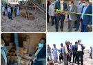 احیای کارخانه آجر ریگان بعد از ۵ سال رکود