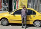 مطالبهگری یک دهه شصتی از پشت فرمان تاکسی؛ بدون نگاه سیاسی همراهی مردم را دارم!